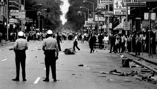 Detroit Race Riots (1967)