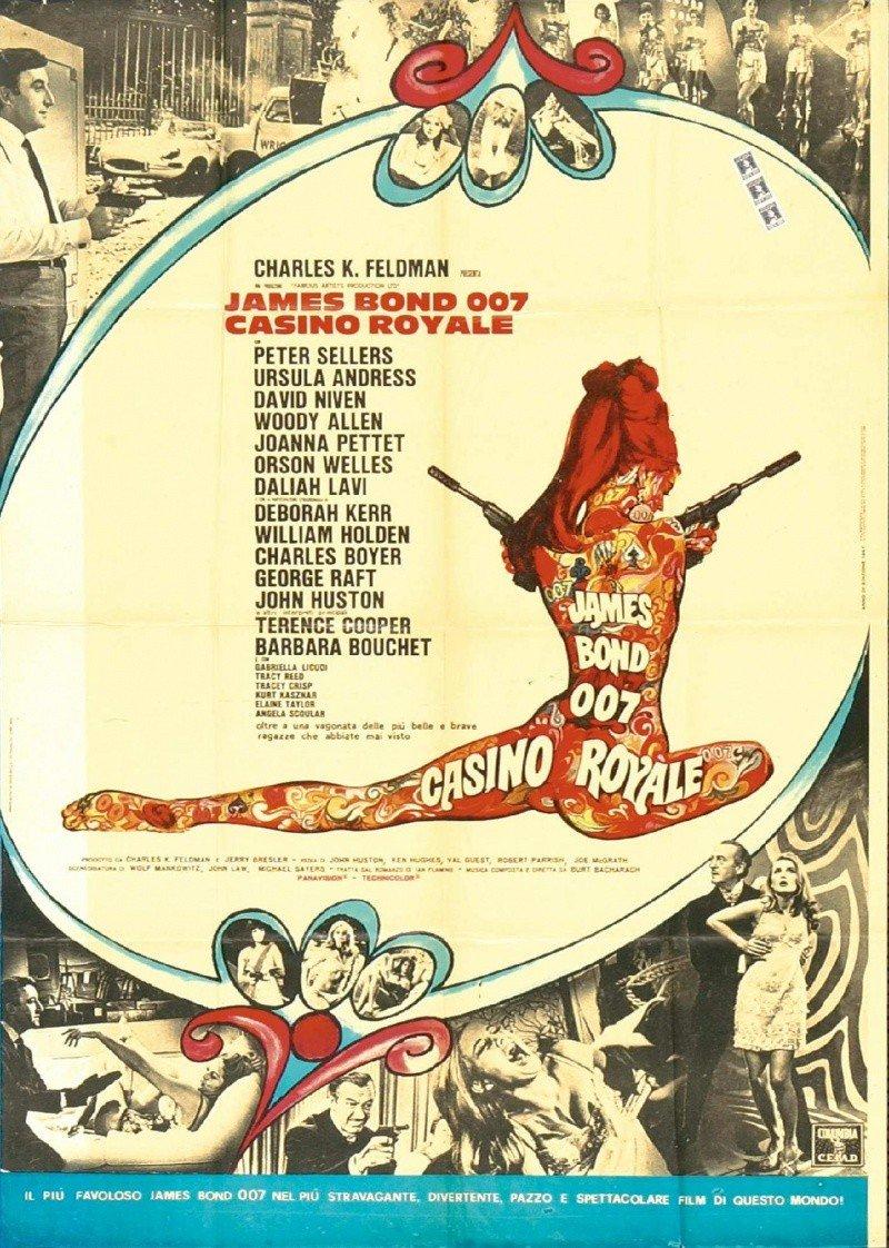 casino royale 1967 soundtrack