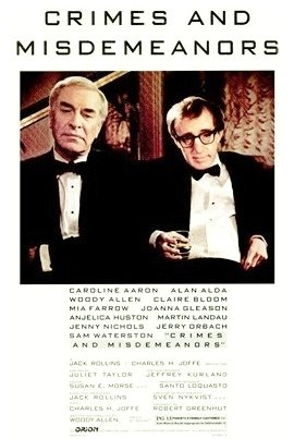 Woody Allen's Best Films Crimes And Misdemeanors