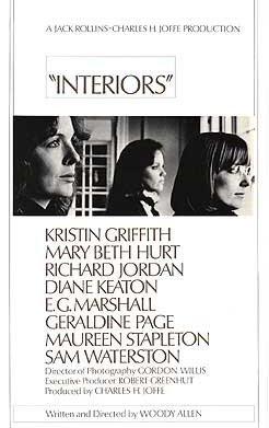 Woody Allen's Top 10 Films Interiors