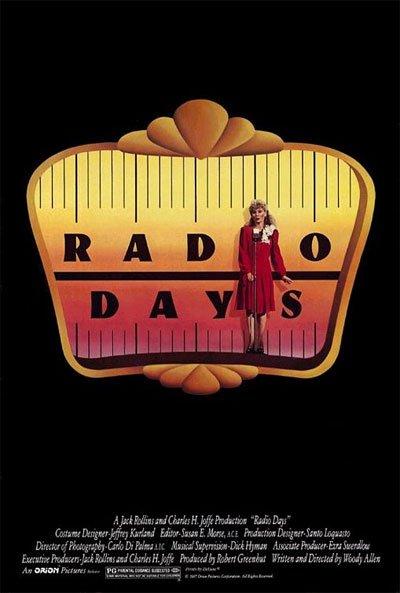 Woody Allen's Best Films Radio Days