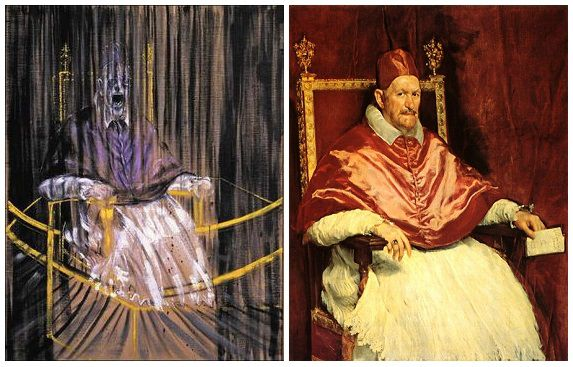 Art Of Francis Bacon Study Velazquez Portrait Pope Innocent X