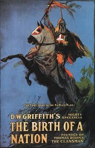 D.W. Griffith's The Birth Of A Nation. Image via Wikipedia.