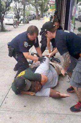 Eric Garner Police Brutality