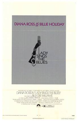 Lady Sings The Blues, or Diana Ross's take on Billie Holiday. Image via Wikipedia.