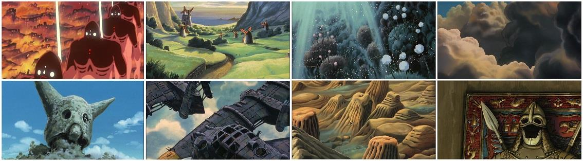 Nausicaa Of The Valley Of The Wind Hayao Miyazaki