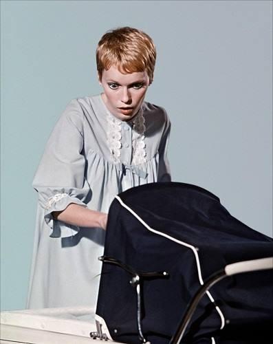 Rosemary's Baby Mia Farrow Polanski Cassavetes