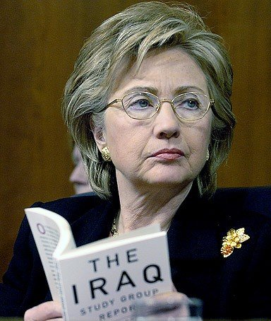 Hillary Clinton and Donald Trump on the Iraq War