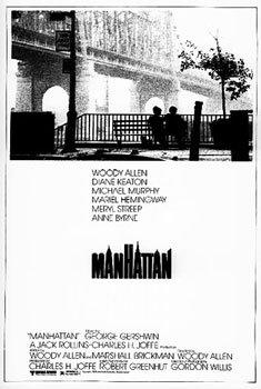 Woody Allen's Top 10 Films Manhattan