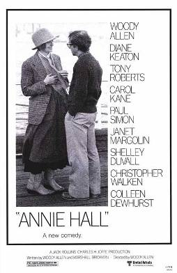 Woody Allen's Top 10 Films Annie Hall
