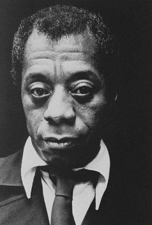 James Baldwin & The Devil Finds Work. Image via Wikipedia.