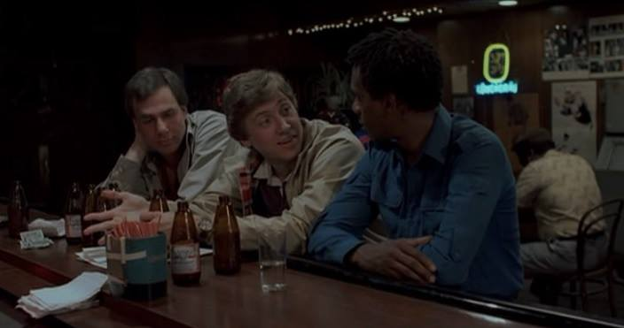 John Sayles's The Brother From Another Planet White Guys
