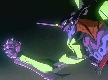 Neon Genesis Evangelion Kaoro Kaworu Shinji