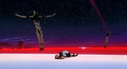 The End Of Evangelion Asuka Ending