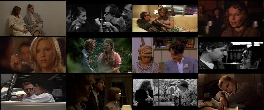 Woody Allen's Women Diane Keaton Mia Farrow Mariel Hemingway Mia Sorvino Samantha Morton Scarlett Johansson Winona Ryder