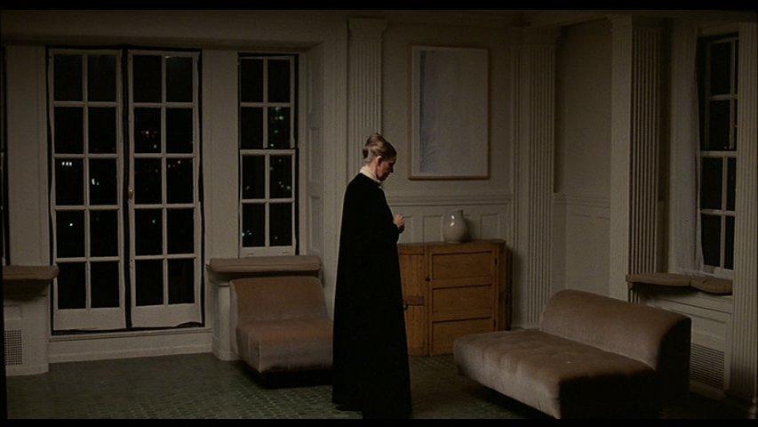 Woody Allen's Women Interiors Geraldine Page