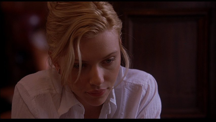 Woody Allen's Women Scarlett Johansson Match Point