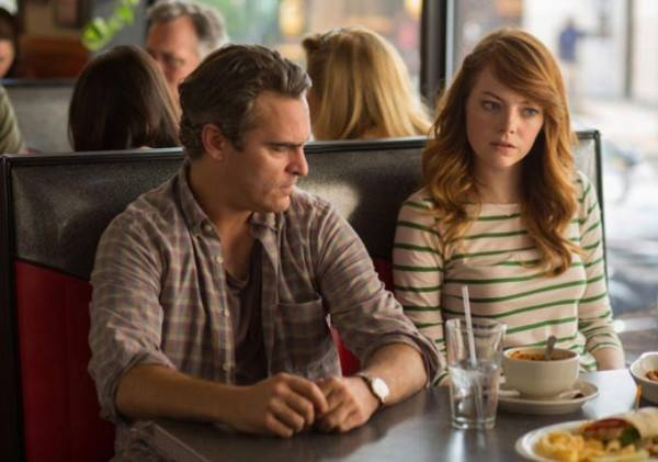 Emma Stone Joaquin Phoenix Irrational Man Woody Allen