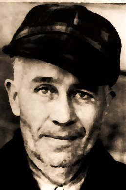 Photograph of Ed Gein