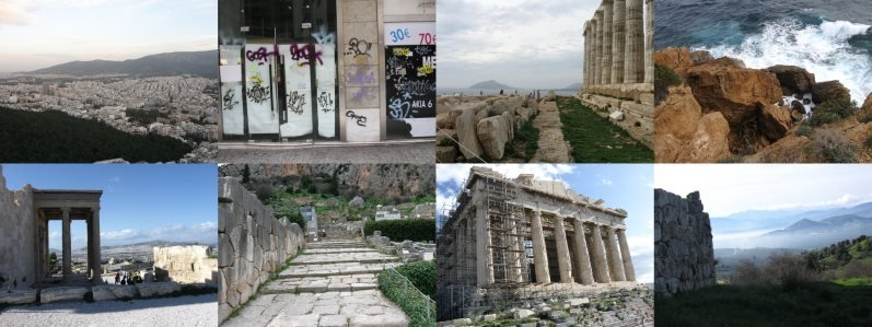 Images of Greece from The Sum Of Others